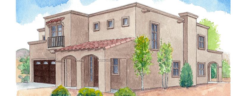 Property with Cortona Floor Plan
