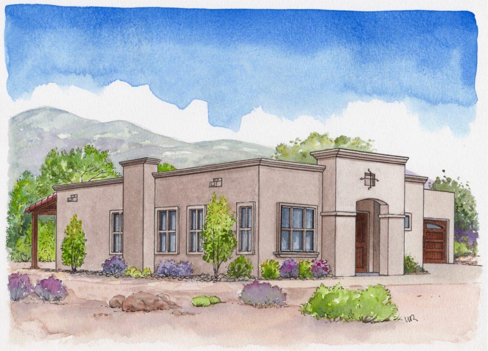 2916 Viale Tresana Court – New 2-Bedroom Plan Lot 11