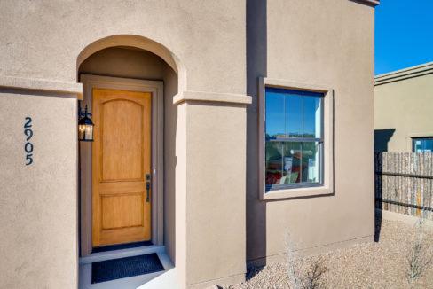 2905 Viale Court Santa Fe NM-large-004-007-Exterior Front Entry-1499x1000-72dpi