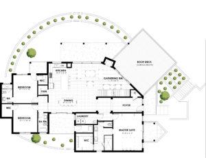 1779 Arbolitos Floor Plan