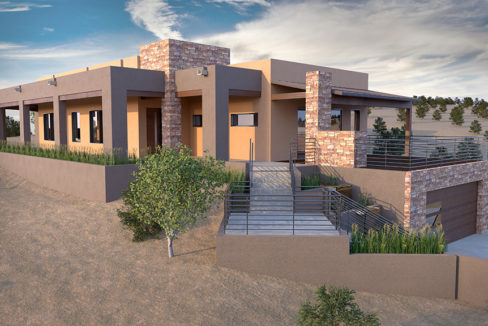 Renderings Lot 8 Arbolitos
