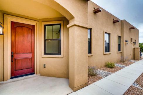 3152 Viale Tresana Santa Fe NM-small-003-007-Exterior Front Entry-666x445-72dpi