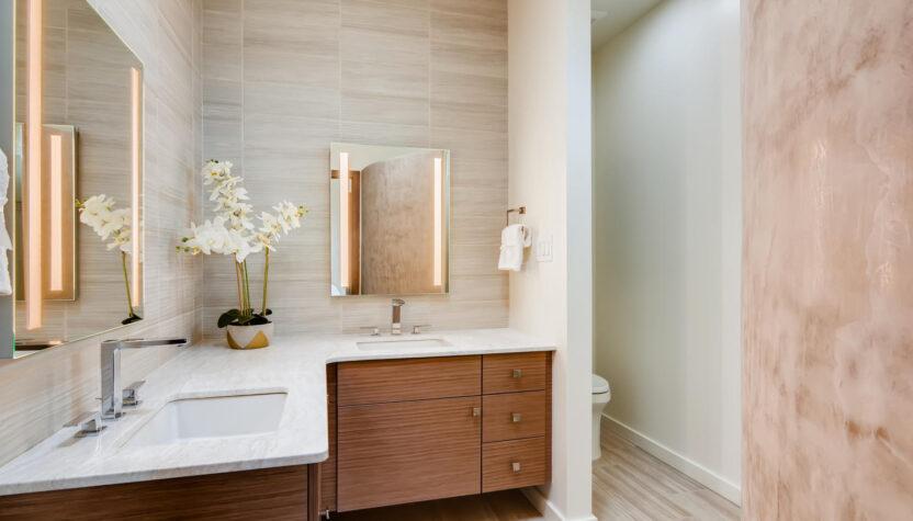 1784 Calle Arbolitos Santa Fe-large-013-010-Master Bathroom-1499x1000-72dpi