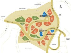 Arbolitos site plan