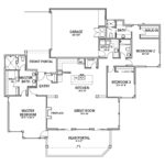 Lot 1 Floor Plan