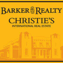 Barker Realty Christie's International Real Estate Logo