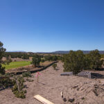 New lot at Valverde home under construction in Las Campanas