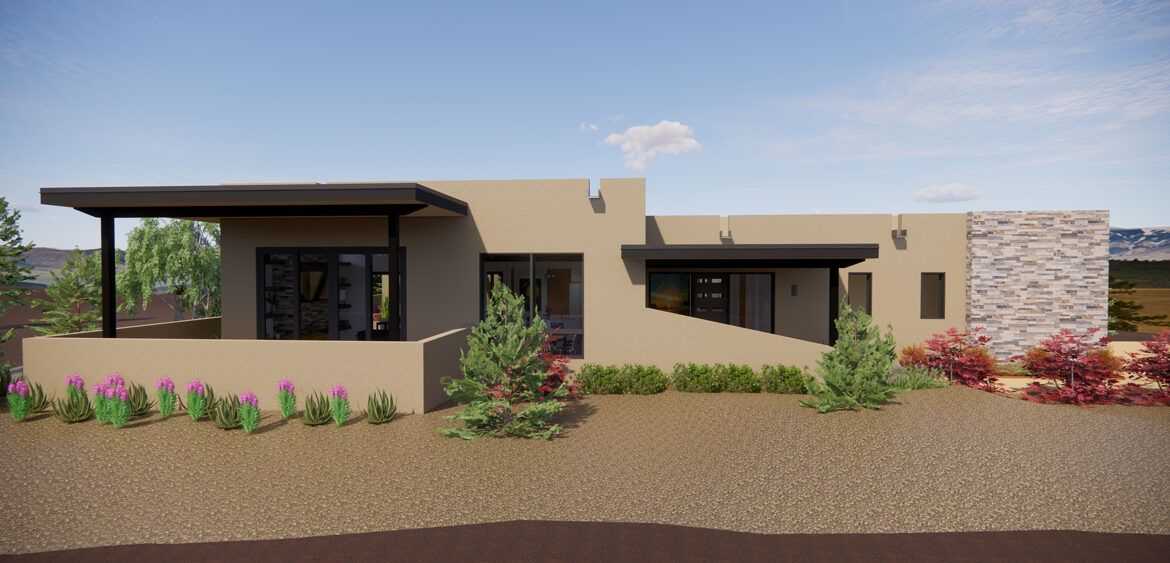 PRE-PROMO-3-Arete-Homes-Valverde-Sunset-Sideview-Entry