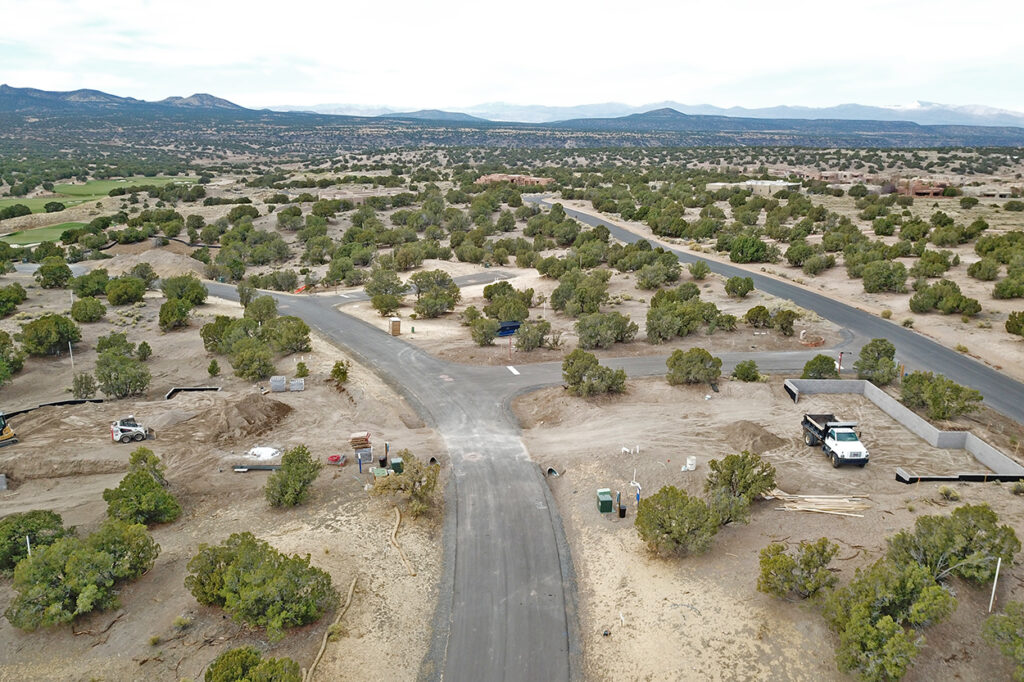 The first lots at Valverde