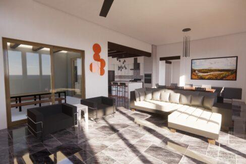 Val - Plan B Sunset Side 2.3 Living Room